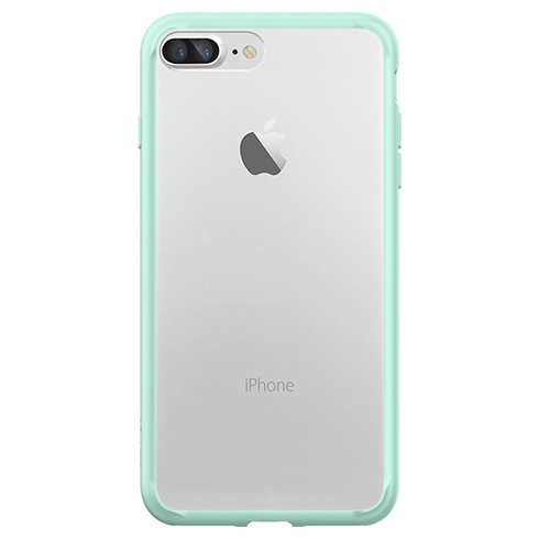 Spigen kryt Ultra Hybrid pre iPhone 7 Plus/8 Plus - Mint