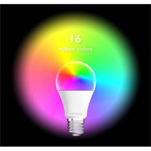 VOCOlinc LED Smart Bulb Apple Homekit, Alexa, Google Assistant