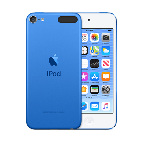 iPod touch 32GB Modry