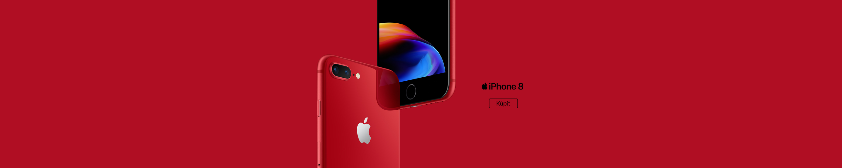 iPhone 8 (PRODUCT)RED už čoskoro